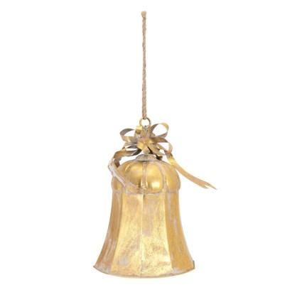 Christmas Large Gold Bell