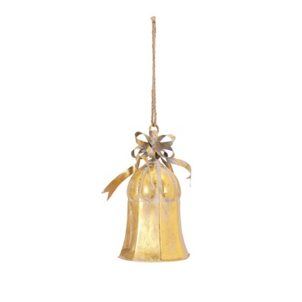 Christmas Small Gold Bell