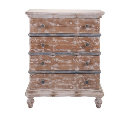 Tansey 4-Drawer Cabinet