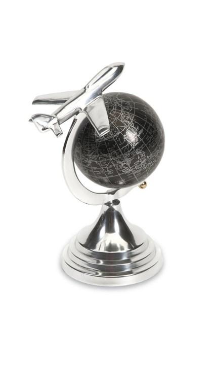 Hadwin Small Airplane Globe