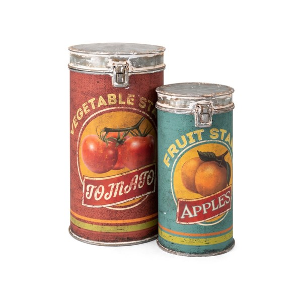 Farmstead Containers - Set of 2