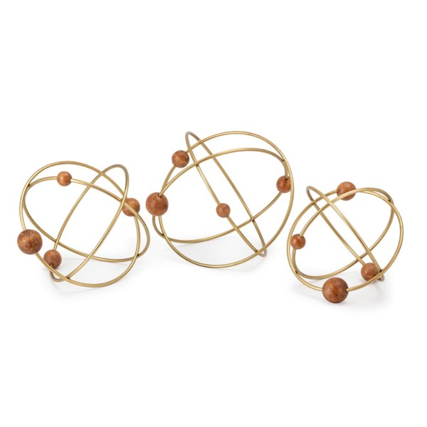 Obitz Deco Balls - Set of 3