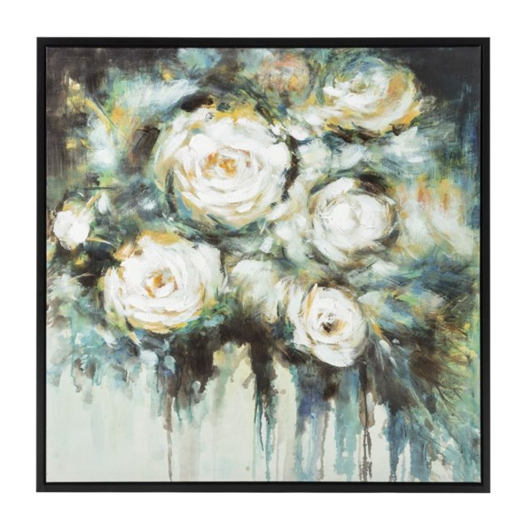 Ophelia Framed Wall Decor