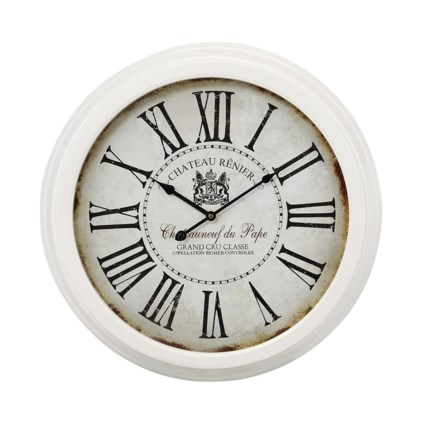 Renier Wall Clock