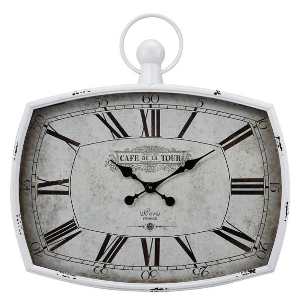Tour Wall Clock