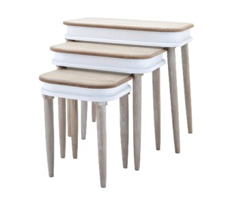 Walkker Accent Tables - Set of 3