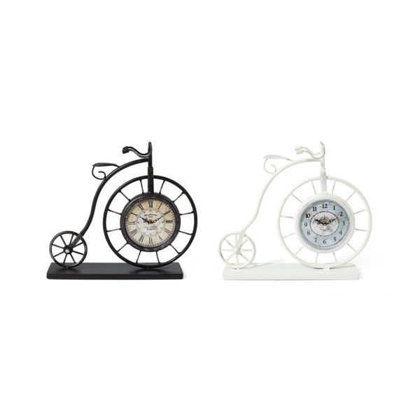 Foster High Wheel Bicycle Clocks - Ast 2