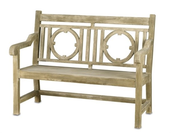 Currey Leagrave Bench, Small