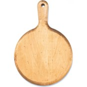 JK Adams Maple Round Handled Board