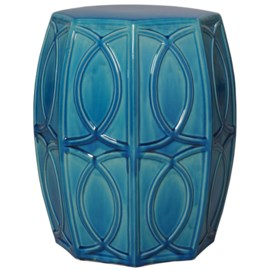 Ceramic Tables and Stools