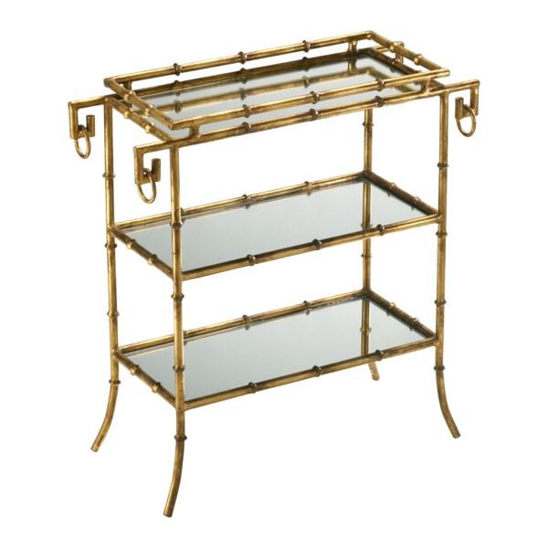 Cyan Design - Bamboo Tray Table