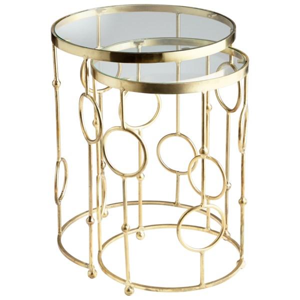 Cyan Design - Perseus Nesting Tables