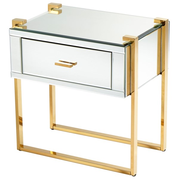 Cyan Design - St. Clair Side Table
