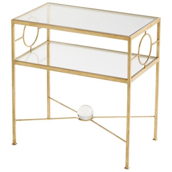 Cyan Design - Auric Orbit Table