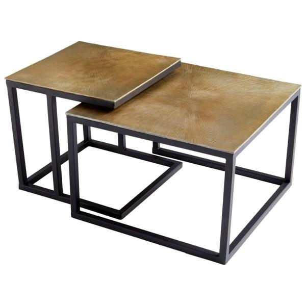 Cyan Design - Arca Nesting Tables