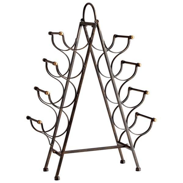 Cyan Design - Riesling Tower Wine Rack