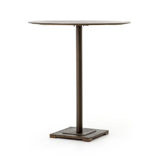 Four Hands - Fannin Counter Table-Aged Brass