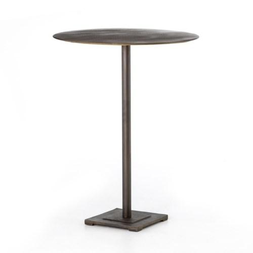 Four Hands - Fannin Bar Table-Aged Brass (#223303-005)