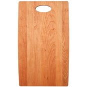 JK Adams Cherry Cheese Board with Single Handle
