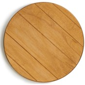 "JK Adams 14"" Maple Lazy Susan with Artisan Finish"