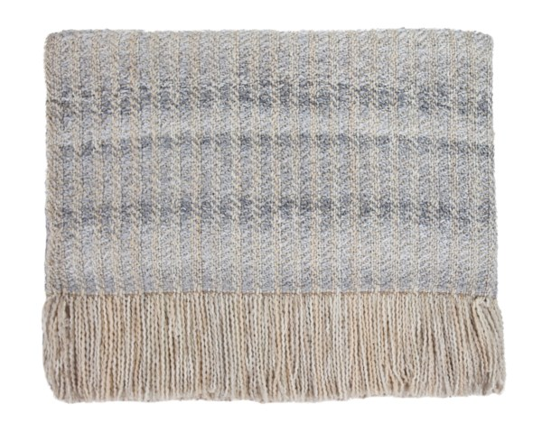 Bedford Cottage Quincy Smoke Throw