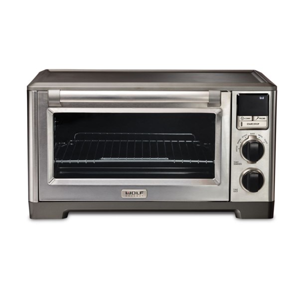 Wolf Countertop Oven (Black Knobs)