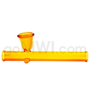 "DISC Steamroller Color 1.2"" x 4""-Amber"