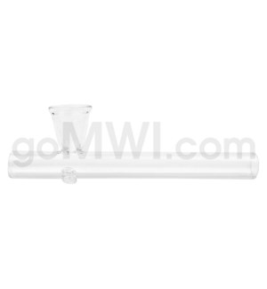 "DISC Steamroller Color 1.2"" x 5""-Clear"