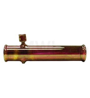 "Steamroller Color 1"" x 8""-Amber"