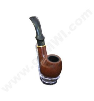 DISC Meerschaum Pipew/box pouch stand
