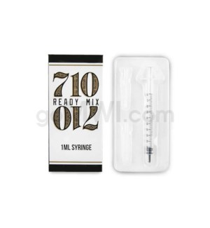 710 Ready Mix - Syringe 1ml