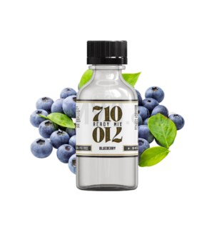 710 Ready Mix - Blueberry 120ml