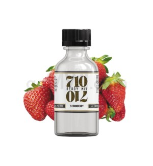710 Ready Mix - Strawberry 120ml