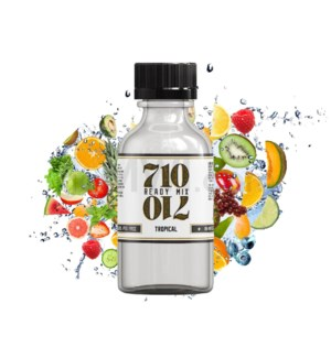 710 Ready Mix - Tropical 120ml