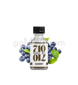 710 Ready Mix - Blueberry 30ml