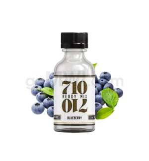 710 Ready Mix - Blueberry 60ml