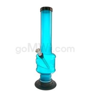 "8"" w/ 1.5"" diameter Acrylic Pipe"