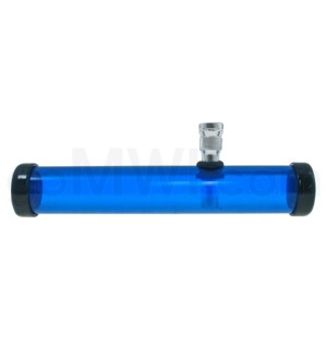 "Acrylic Pipe  steamroller 1"" x 6"""