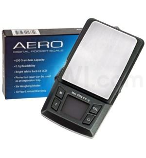 AWS AERO-650 650g x 0.1g Pocket Scales