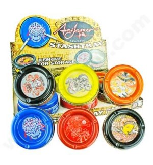 disc Ami James Ashtray 6PC/BX 12cs