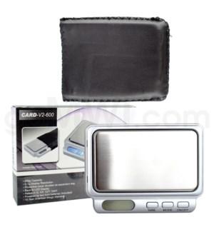 AWS CARD-V2-600 600 x 0.1g Scales