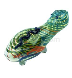 "I/O Animal pipe 4"" Turtle"