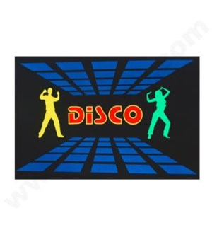 DISC T Shirts LED-Disco (XL)