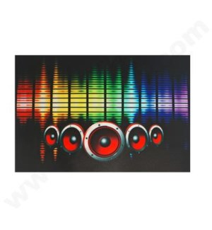 DISC T Shirts LED-Stereo (2XL)