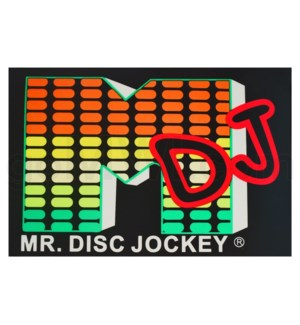 DISC T Shirts LED-DJ (L)