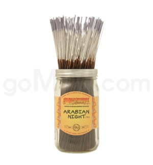 Wildberry Incense Arabian Night 100/ct