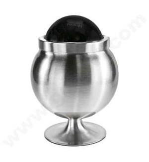 disc Stainless Steel Iron Ashtray
