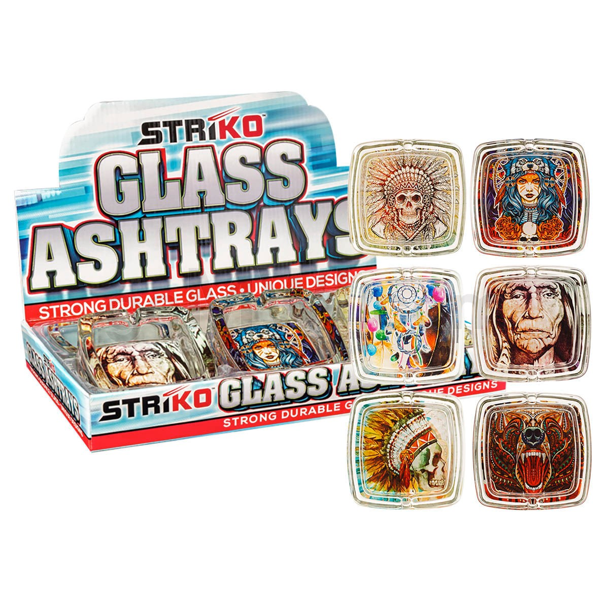 STRIKO ASHTRAYS 0701