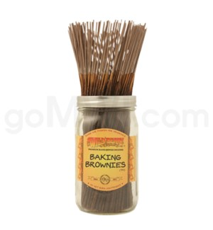 Wildberry Incense Baking Brownies 100/ct