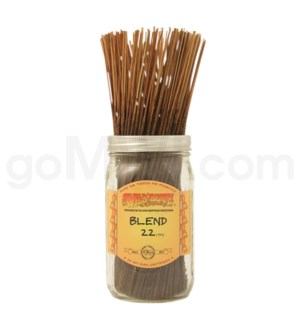 Wildberry Incense Blend 22 100/ct